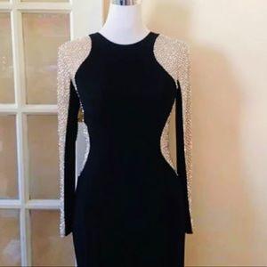 Sexy Blk Dress sz.Med